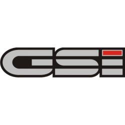 Sticker Opel GSI