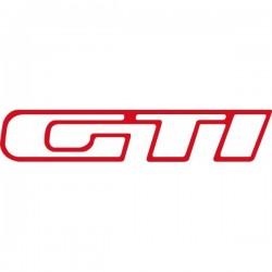 Sticker Peugeot GTI