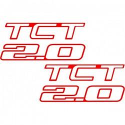 Stickers TCT 2.0
