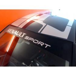 Bandeau pare soleil à 3,50€ - Bande de pare brise adaptable à tous véhicules
