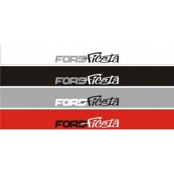 Bandeau pare soleil Ford Fiesta