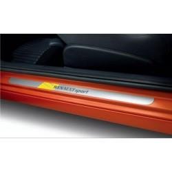 Autocollants Renault Sport de Bas de Porte