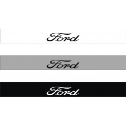 Bandeau pare soleil Ford Racing 3