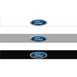 Bandeau pare soleil Ford Racing 4