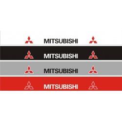 bande de pare brise Mitsubishi