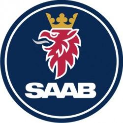 Sticker SAAB 1 - Taille au choix