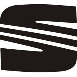 Sticker Seat 6 - Taille et coloris au choix