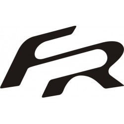 Sticker Seat FR Sport 2 - Taille et coloris au choix