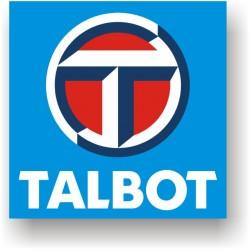 Sticker Talbot 1 - Taille au choix