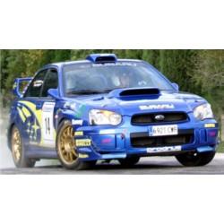 Kit déco Subaru Impreza WRC 2003
