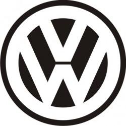 Sticker Volkswagen 4 - Taille et Coloris au choix