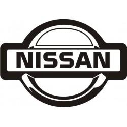 Sticker Nissan 2 - Taille et coloris au choix
