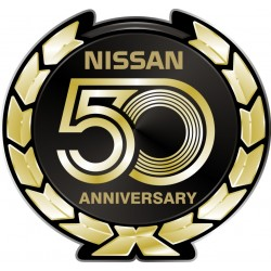 Sticker Nissan 3 - Taille au choix
