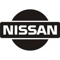 Sticker Nissan 4 - Taille et coloris au choix