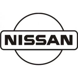 Sticker Nissan 5 - Taille et coloris au choix