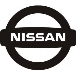 Sticker Nissan 6 - Taille et coloris au choix