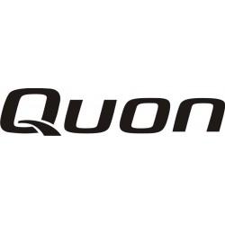Sticker Nissan Quon - Taille et coloris au choix