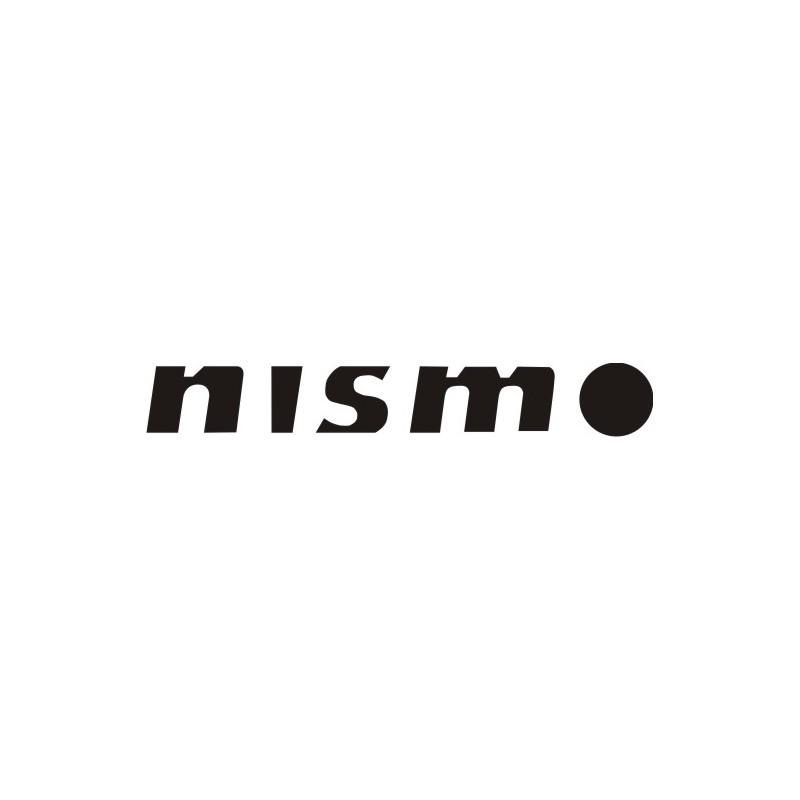 Sticker Nismo 1 - Taille et coloris au choix