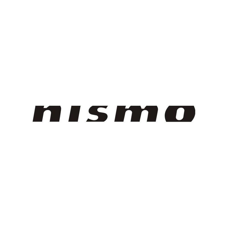 Sticker Nismo 3 - Taille et coloris au choix