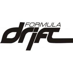 Sticker Formula Drift - Taille et coloris au choix