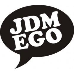 Sticker JDM Ego - Taille et Coloris au choix