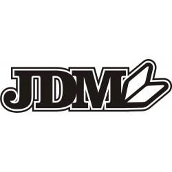 Sticker JDM 6 - Taille et Coloris au choix