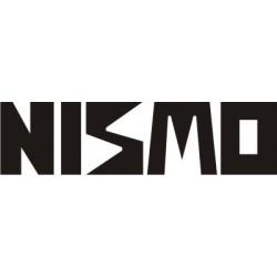 Sticker Nismo 5 - Taille et coloris au choix
