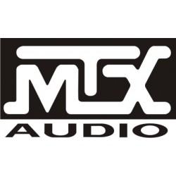 Sticker MTX Audio - Taille et coloris au choix