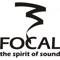 Sticker Focal 4 - Taille et coloris au choix