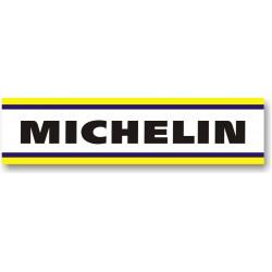 Autocollant Michelin 12 - Taille au choix