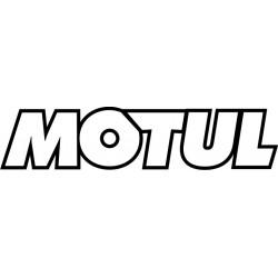 Sticker Motul - Taille et coloris au choix