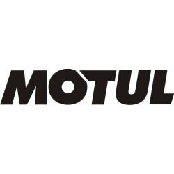Sticker Motul 2 - Taille et coloris au choix
