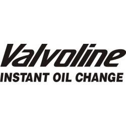 Sticker Valvoline 1 - Taille et coloris au choix