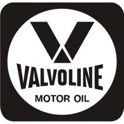 Sticker Valvoline 2 - Taille et coloris au choix