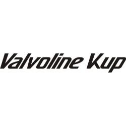 Sticker Valvoline 3 - Taille et coloris au choix