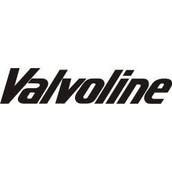 Sticker Valvoline 4 - Taille et coloris au choix