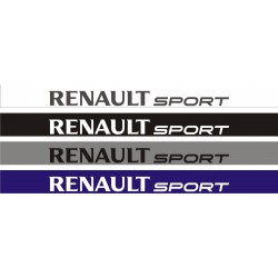 Bandeau pare soleil Renault Sport 2