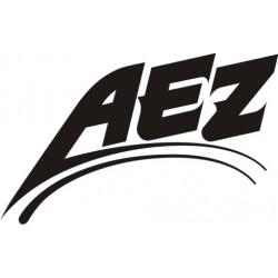 Autocollant AEZ - Taille et Coloris au choix