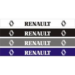Bandeau pare soleil Clio Renault Collector