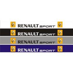 Bandeau pare soleil Renault Sport 3