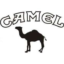 Autocollant Camel 2 - Taille et Coloris au choix