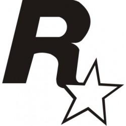 Autocollant Rockstar 1 - Taille et Coloris au choix