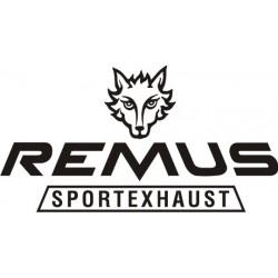 Autocollant Remus 1 - Taille et Coloris au choix