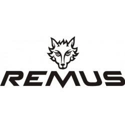 Autocollant Remus 2 - Taille et Coloris au choix