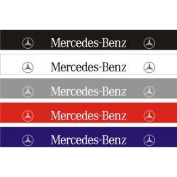Bandeau pare soleil Mercedes 1