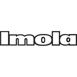Sticker Alfa Roméo Imola - Taille et Coloris au choix