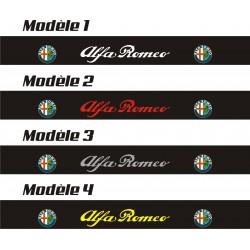 Bandeau pare soleil Alfa Roméo - Modèle 1