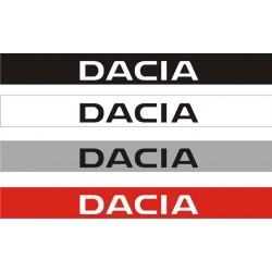 Bandeau pare soleil Dacia - 130 cm x 15 cm