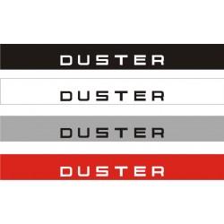 Bandeau pare soleil Dacia Duster - 130 cm x 15 cm