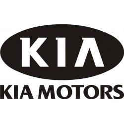 Sticker Kia Motors - Taille et Coloris au choix